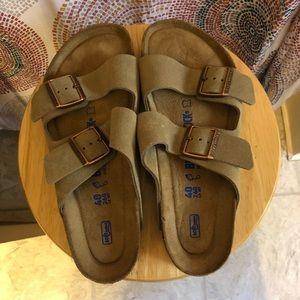 Authentic Birkenstock's Arizona Sandals